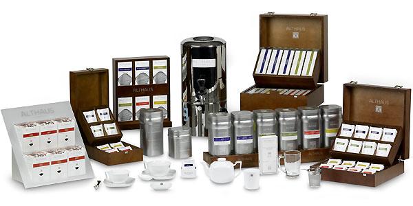 Althaus чайная коллекция