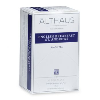 English Breakfast St. Andrews Deli Pack чай Althaus