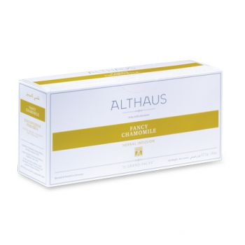 Fancy Chamomile Grand Pack чай Althaus