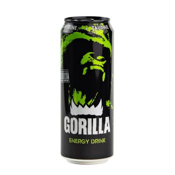 Gorilla Pure Energy ж. бан. 0,45л
