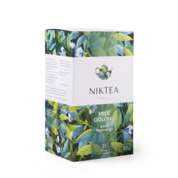 Milk Oolong чай Niktea 25х2г.