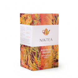 Rooibush Orange чай Niktea 25х2г.