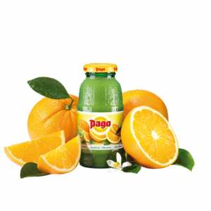 Сок Pago Orange juice 0,2л, Апельсин сок