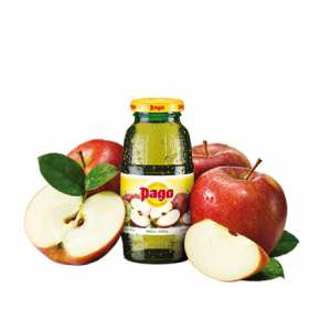 Сок Pago Apple juice 0,2л, Яблоко сок