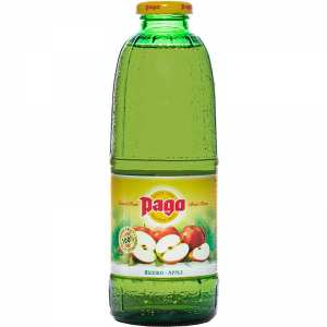 Сок Pago Apple juice 0,75л, Яблоко сок