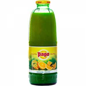 Сок Pago Orange juice 0,75л, Апельсин сок