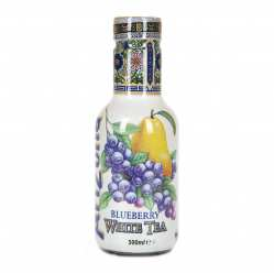 Холодный чай Arizona Blueberry White Tea 0,5л пэт
