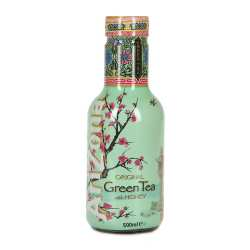 Холодный чай Arizona Green Tea 0,5л пэт