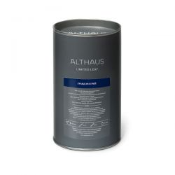 Чай черный листовой Althaus Limited Leaf Grand Earl Grey 100гр